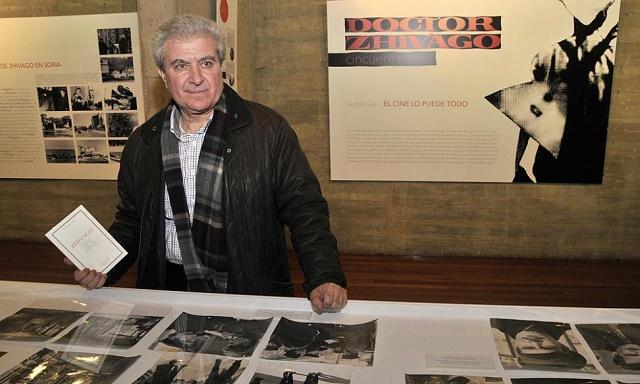 """Sobre y ante """"Zhivago"""", con César Antonio Molina"""