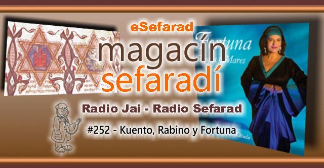 Kuento, Rabino y Fortuna