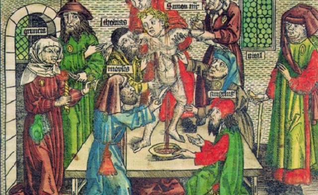 Tras la fragmentación del Imperio Carolingio