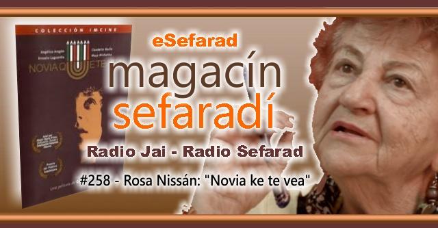 Rosa Nissan: Novia ke te vea