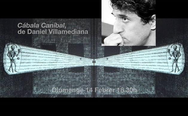 """El film """"Cábala Caníbal"""", con su director Daniel V. Villamediana"""