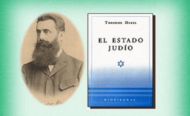 """A 120 años de la publicación de """"El Estado Judío"""" de Herzl, con Pedro Cobo"""