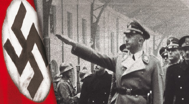 """""""Nazis en Madrid"""" con su autor, Peter Besas"""
