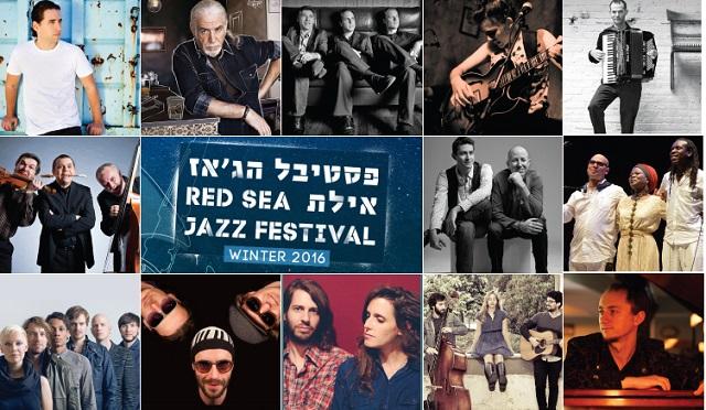 El 6º Festival de Jazz de Invierno del Mar Rojo