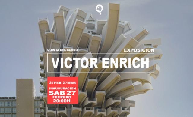 """""""City Portraits"""", con su autor Victor Enrich"""
