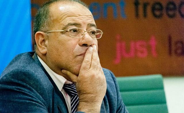 Bassem Eid, el palestino que acusa a los países árabes