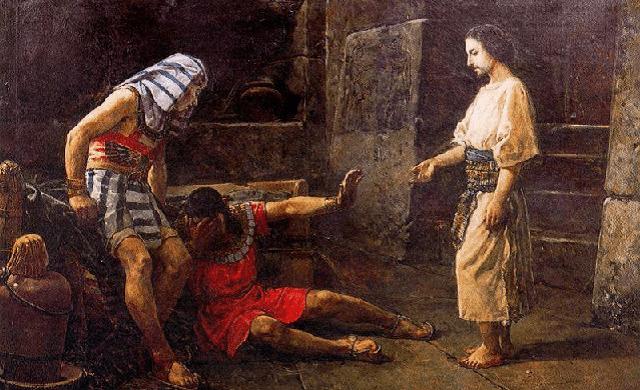 José en la cárcel