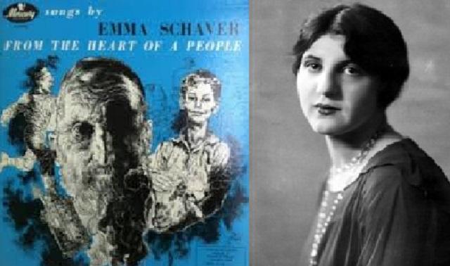 Emma Schaver: la voz de una luchadora