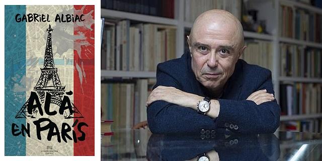"""""""Alá en París"""", con Gabriel Albiac"""