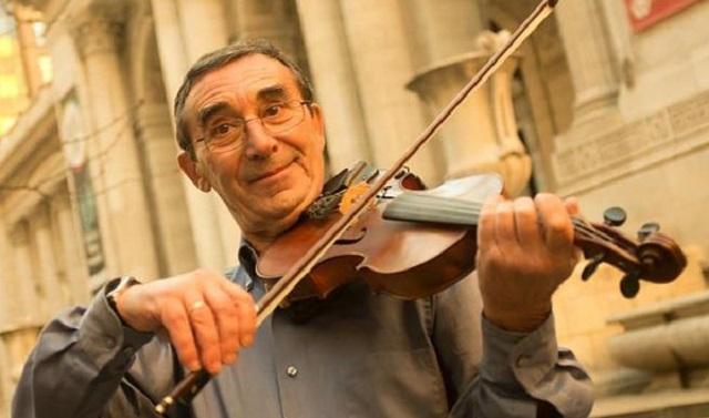 Boris Savchuk: el violín que canta en ídish