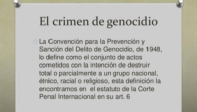 En Palestina no hay genocidio, según la Convención de Ginebra (2ª parte)
