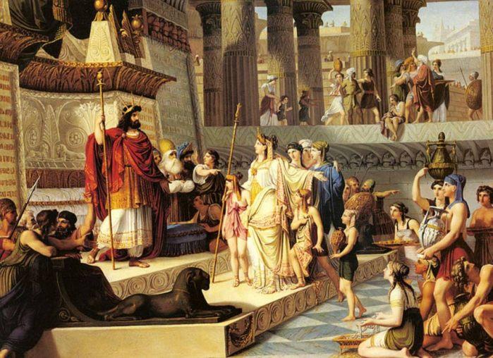 Deconstruyendo la figura del rey Salomón, con Ricardo Fleiss