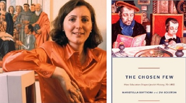 Maristella Botticini– The Chosen Few: How Education Shaped Jewish History 70-1492