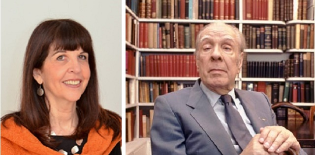 Dr. Ruth Fine: Jorge Luis Borges, Multifaceted Argentinian Writer