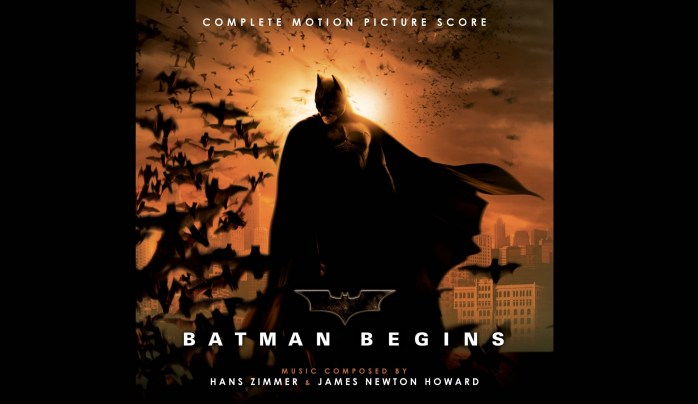 """Batman Begins"": música y acción"