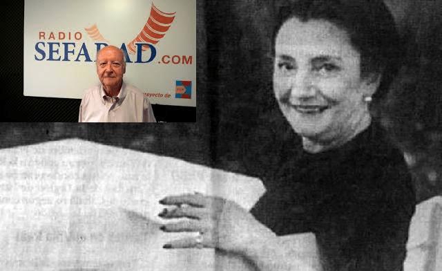 María Edwards, su sobrino Jorge que le dedicó una novela y los 125 años de su nacimiento