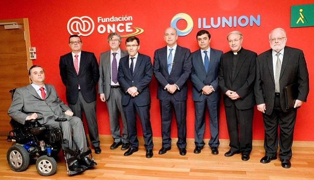 Escucha Israel: la ONCE facilitará el acceso al culto a las personas sordas