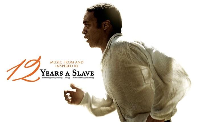 """""""12 años de esclavitud"""": cuatro notas, un violín y un chelo"""