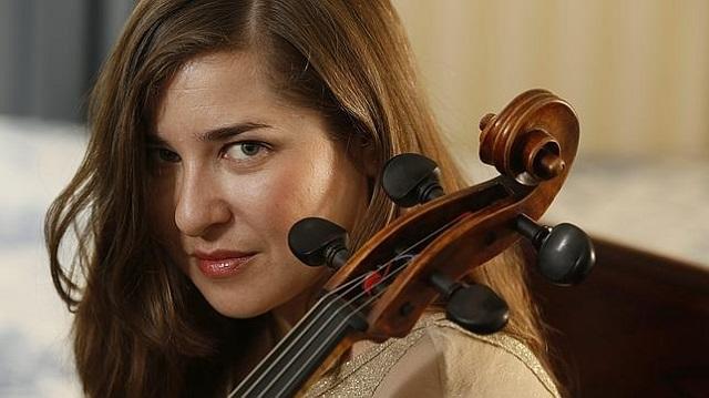 Alisa Weilerstein y el Concierto de chelo de Hindemith