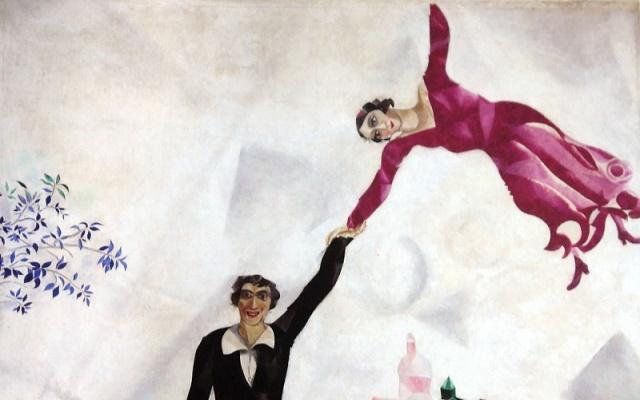 """""""Chagall y sus contemporáneos rusos"""" en el Museo Estatal Ruso de San Petersburgo en Málaga"""