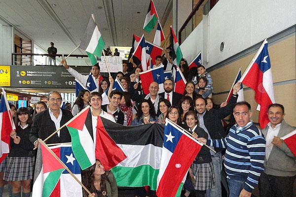 Polémica visita política a los territorios palestinos