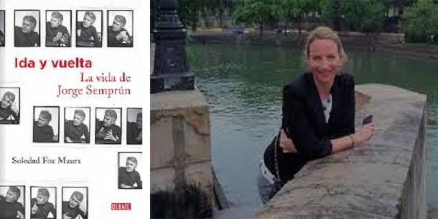 """""""Ida y vuelta, la vida de Jorge Semprún"""", con su autora Soledad Fox"""