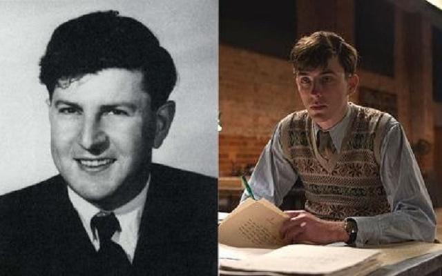 Peter Hilton, descifrando Enigma