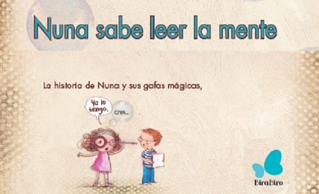 """""""Nuna sabe leer la mente"""" de Orit Gidali, con Oriol González"""