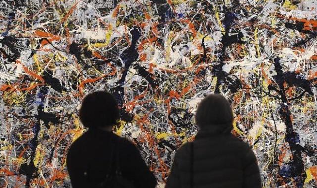 """""""Expresionismo abstracto"""" en la Royal Academy de Londres, con Alicia Perris"""