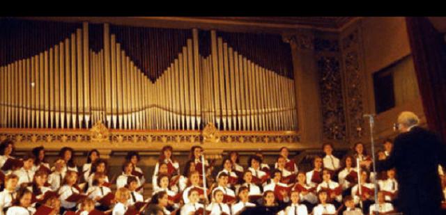 """El coro infantil """"Voces Primaverae"""" interpreta música judía"""