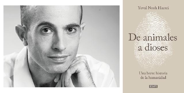"""""""De animales a dioses"""" de Yuval Noah Harari, con Mauricio Zieleniec"""