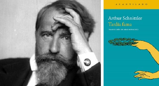 """""""Tardía fama"""" de Arthur Schnitzler, con Adan Kovacsics"""