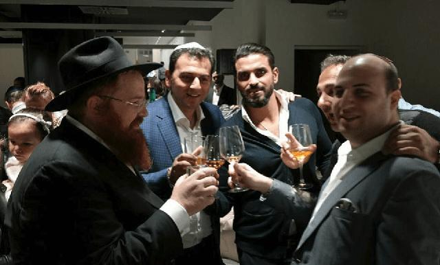 Un nuevo centro de Jabad en Barcelona, con rab David Libersohn