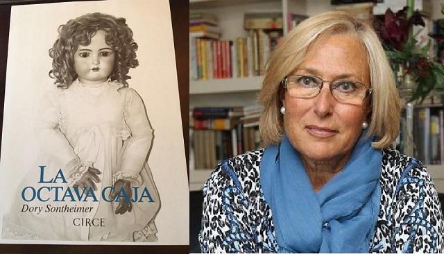 """La octava caja"", con su autora Dory Sontheimer"