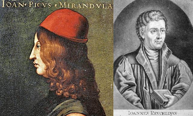 Los judíos de Italia (8ª parte): el Renacimiento (II) y la kabalá