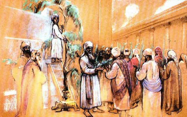 Salmo 81: el cántico de la fiesta en el Templo de Jerusalén