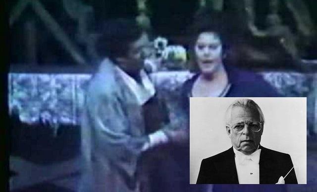 """Tosca"" de Puccini, dirigida por Kurt Adler"