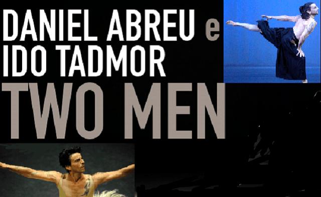 """""""Two men"""", un español y un israelí danzan juntos"""