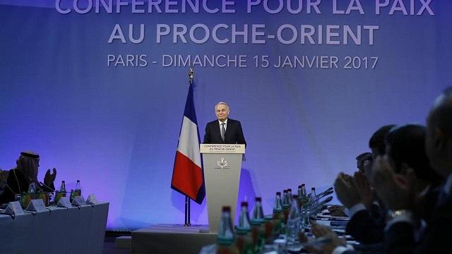 Conferencia para la Paz en Oriente Próximo