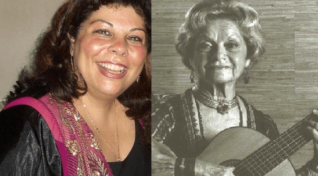 Karen Gerşon sobre Flory Jagoda, en judeoespañol, desde el CIDICSEF de Buenos Aires