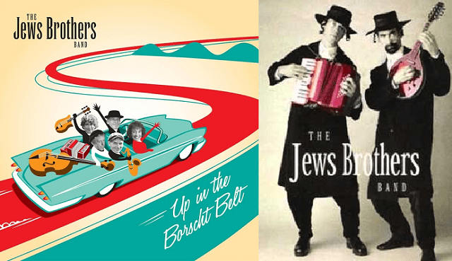 "Klezmer en las antípodas: The Jews Brothers Band de Nueva Zelanda y ""Up in the Borscht Belt"""