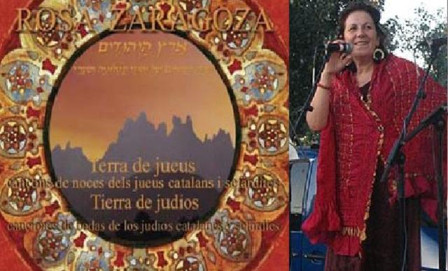 Rosa Zaragoza: Terra de Jueus