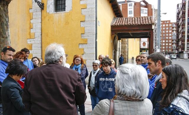 Visitar la judería de León, con Jesús González