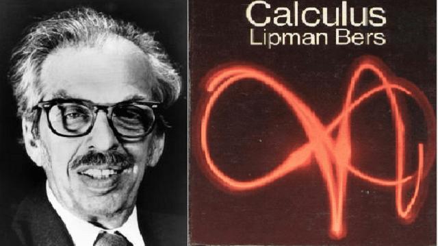 Lipman Bers: entre la geometría y los derechos humanos