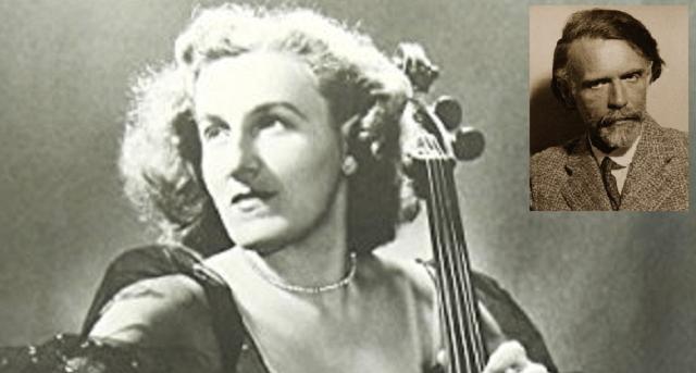 Zara Nelsova y la Solo Sonata opus 8 de Kodaly