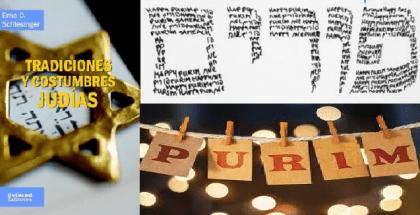 purim letras