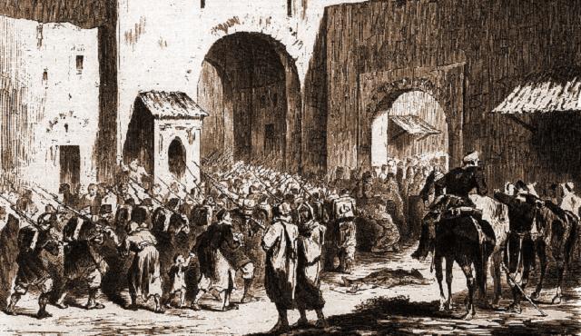 De un 5 a un 11 de febrero en la historia de los sefardíes…