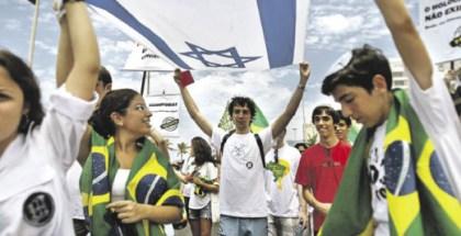 Brasileros-a-Israe