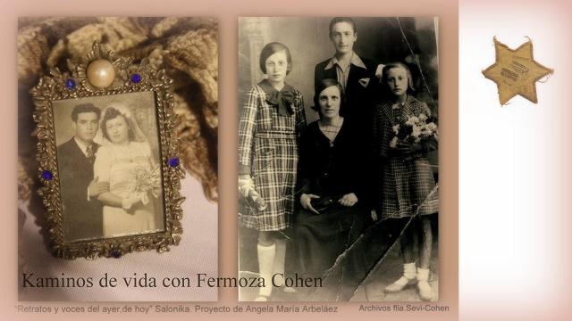 """In Memoriam de Silvia y Baruch Sevy Z """" L. Primera parte con Fermoza Cohen"""