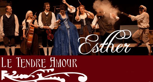 """""""Esther"""": un oratorio de Purím de Lidarti puesto en escena por Le Tendre Amour"""